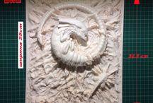 Aliens Queen Fossil