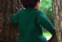 Knitting : kids