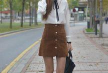 Moda femenina.