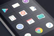Web | Mobile | Digital / Web | Mobile | Digital interfaces around the web.