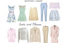 Light summer - clothes