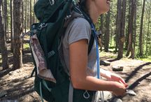 women + backpacking / Making wilderness backpacking simple for women just starting out.