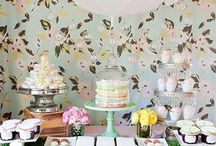 Its Party Time / We love loads of gorgeous inspiration for whatever bash we fancy throwing!