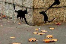 street art  /l'art du tag / street art paintings jolis et humoristiques tags de rue
