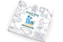 Good Dog in a Box / Family friendly, positive reinforcement dog training products. Everyone can have a Good Dog.