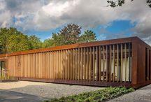 KABAZ - Dierenkliniek Kalverbos in Delft / Zakelijk project ontworpen door de architecten en stylisten van KABAZ.