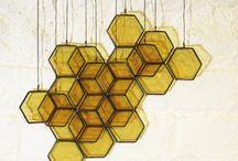Géométrique organique