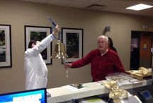 Hospital Bell Signals Patients Milestones in Cancer Fight