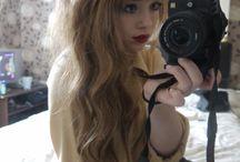 Rad Hair Styles / by Rachel Mattson