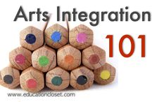 Arts Integration Resources / Generic resources for arts integration. Got STEAM?