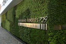 Living Wall - Signage