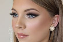 Wedding | Hen Party| Special Occasion Make Up Ideas / Look no further! Be inspired by these 'make up ideas' for your special occasion. Includes prom make up, wedding make up ideas, bridesmaid makeup, hen party makeup and more.
