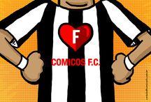 Vinheta Cômicos F.C.