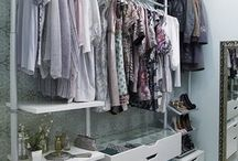 Garderobe / Garderobe soverom