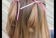 girls hair idees