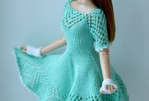 doll wears