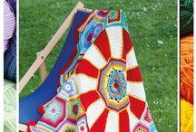Carousel Blanket CAL