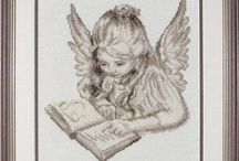 Reading angel vervaco