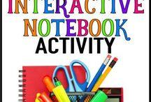 Classroom ~ Interactive Notebooks