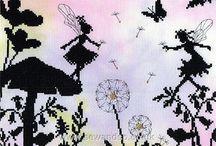 Cross stitch fantasy