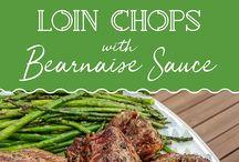 Main Course Beef, Bison, & Lamb Recipes / Recipes served as a main course made with beef, bison, or lamb.