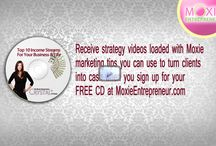 MOXIE VIDEOS / Moxie Videos for Marketing, Business to Moxie-Up your life!
