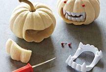 Halloween / Halloween decoration and make up