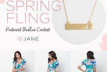 Jane.com Spring Fling / by Chelsea Merchan