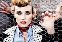 Celebrities in Fashion / by Vanessa Weber