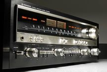 Audiophile / Really great audio gear. From amplifiers, tape decks, record players, and microphones, to other outboard hardware.