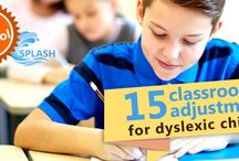 Dyslexia / Advice and resources for parents of dyslexic children.