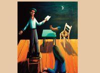 Vasilis Vasiliou / Götterdämmerung 32 Ποιήματα κι ένα Εγχειρίδιο του Λυκόφωτος Götterdämmerung 32 Poems and a Manual of Twilight Götterdämmerung 32 Gedichte und ein Handbuch des Zwielichts Μια λεκτική απόδραση στην ομορφιά τού πήγαινε και του έλα, στις χώρες όπου τα πρόσωπα δημιουργούν εκ νέου και στον παράδεισο που ο καθένας φτιάχνει για λογαριασμό του έρωτα.