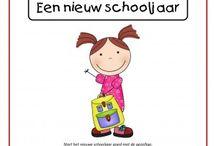 nieuwe schooljaar