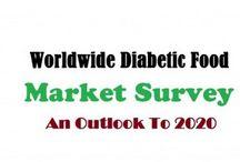 Diabetic Food Market In 2020