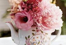 Afternoon Tea, High Tea Wedding Inspirations / Inspirations for your Afternoon, High Tea Wedding