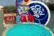 Gâteau arc en ciel / Les gâteaux coloré qui donne envie