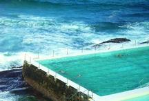 I Could Sooo... Swim Here / by Tasha Stratton