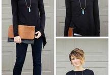 mustat vaatteet