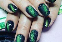 Magnet nails