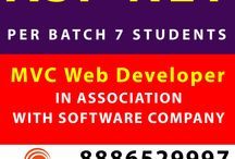 ASP.NET MVC Training in Hyderabad
