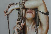 Artist Monica Cook