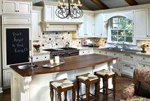 Kitchen Design Ideas / by Juli Brown