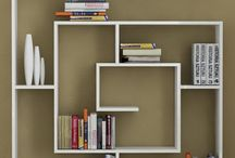 library/bookshelves
