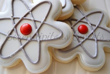 Icing Ideas: Kids: Science & Space