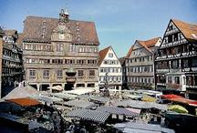 """Tübingen / """"Wo sitzt Ihr? In Thüringen?"""" Solche und ähnliche Fragen bekommen wir immer wieder. Deshalb stellen wir auf diesem Pinterest Board den Gründungsort und Stammsitz von Storymaker in Bild und Video vor."""