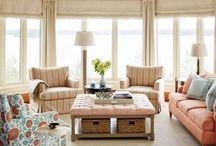 Living Room Color Pallets