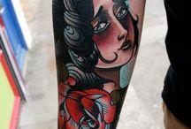 Ink / by Adrian Roman