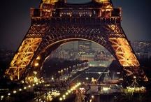 i love the Eiffel Tower! / by Dawn Sampson