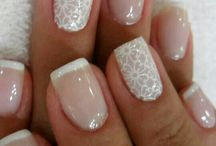 #Wedding#nails