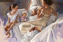 Pinturas/ Paintings